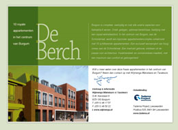 Nieuwbouwproject Bergum