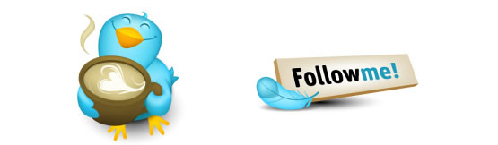 Tweeters Icon Set